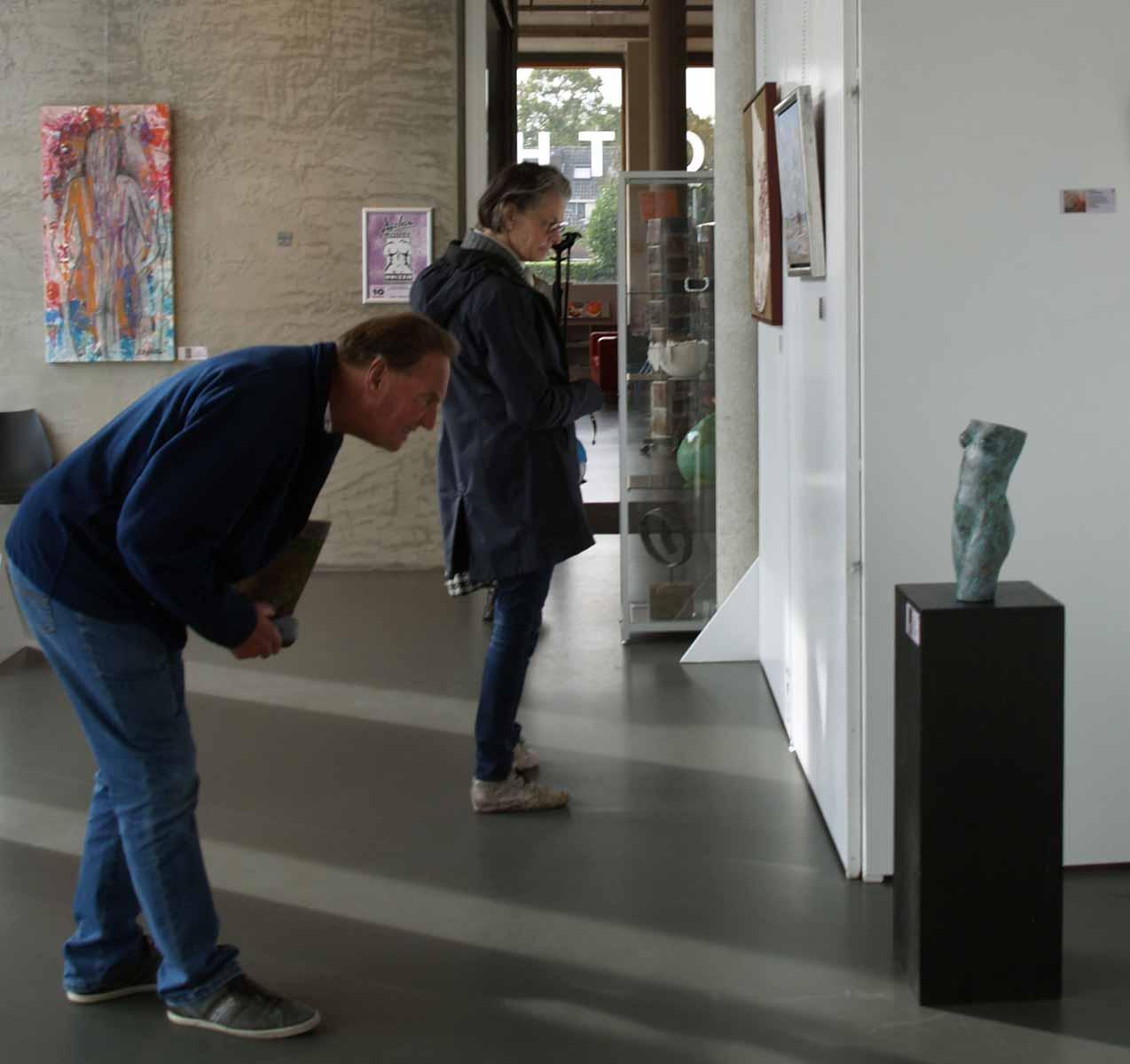 Opening van de AtelierRoute